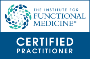 Institute for Functional Medicine Certification Seal